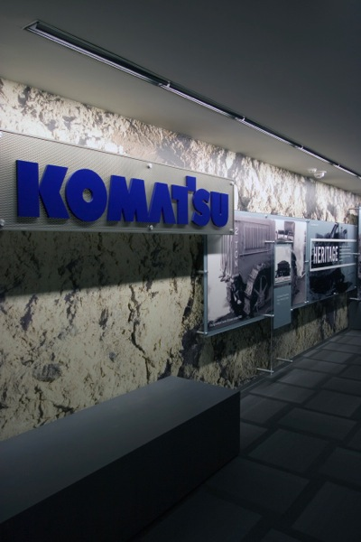 Komatsu Science Hills Center