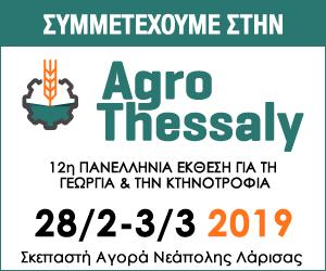Exhibition Agrothessaly 2019 Larissa